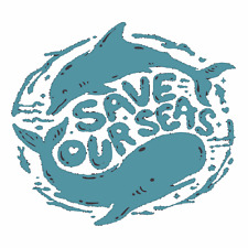 Save Our Seas - Vinyl Stickers