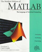 MATLAB User's Guide Paperback Mathworks