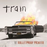 Train - Bulletproof Picasso [New & Sealed] CD