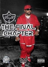 PIMP C - THE FINAL CHAPTER (DVD, 2008) Rap Music Documentary- LIKE NEW/FAST SHIP