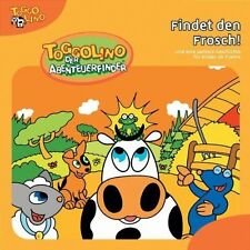 Toggolino der Abenteuerfinder Findet den Frosch!/Der unterirdische See (2.. [CD]