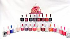 ibd Nail Soak off JUST GEL POLISH Colors A - Z .5oz/15ml ~ Pick 10 bottles ~