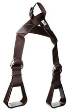 "Saddle Buddy Stirrup adjusts 18"" to 23"" changing big saddle to kids saddle"