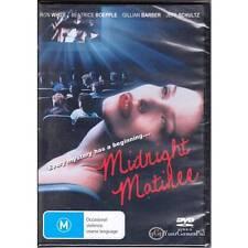 DVD MIDNIGHT MATINEE Ron White Beatrice Beopple 1989 MURDER MYSTERY R4 [BNS]
