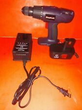 King Craft 18 V Cordless Drill Driver #KCAD 18v-2) Battery Charger & Battery