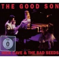 NICK CAVE & THE BAD SEEDS - THE GOOD SON (COLLECTORS ED.)  CD + DVD POP NEW