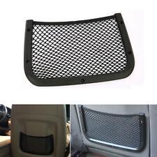 Car Rear Seat Truck Storage Luggage Organizer Holder Mesh Cargo Pouch Net Pocket