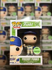 Funko Pop! Baseball Freddy Funko - LE 3000 - ECCC Exclusive