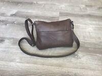 Brown Leather Cross body Bag, Fashion And Trendy Women Handbags, Jazmin