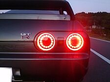 JDM LED Tail Lights for Nissan Skyline R32 GTR32 GTS32 Made in Japan R35 Style