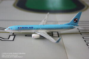 Phoenix Model Korean Air Boeing 737-900ER in New Color Diecast Model 1:400