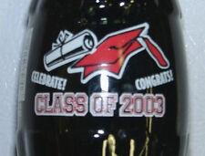 Class of 2003 Graduation Coca-Cola Coke Bottle