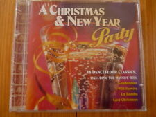 Christmas & New year Fête/the Gap Band whigfield Lulu Brian poole soft cell
