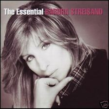 BARBRA STREISAND (2 CD) THE ESSENTIAL D/Remaster ~ GREATEST HITS BEST OF *NEW*