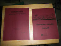 GONDOMANIA with schematics DATA EAST     ARCADE GAME ORIGINAL owners   manual