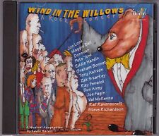 Wind In The Willows - A Rock Concert - Various Artists - CD Inak 1718-2 Germany