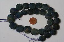 1 x Strang Lapis Lazuli Kugel 10mm Perlen poliert ohne Verschluss 9903-1E