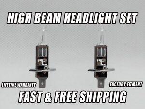 Factory Fit Halogen High Beam Headlight Bulbs For SUZUKI FORENZA 2004-2008 Qty 2