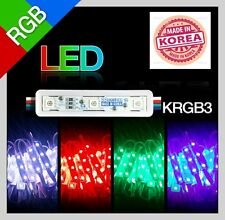 LUXLED Wholesale Best Korea Multi-Color RGB LED Lights Strips Module (25ft)