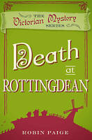Death in Rottingdean by Robin Paige (Paperback) New Book