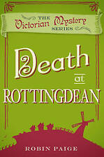 **NEW PB** Death In Rottingdean by Robin Paige (Paperback, 2016)