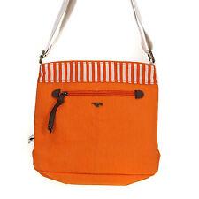 Bolsa de cuerpo a través de lona Bolso de mano naranja por Rocket Dog caradmom | RRP £ 30.00