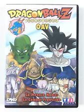 DVD Dragon Ball Z Le Film 3 et 4 OAV La Menace Namec + Le Combat Fratricide