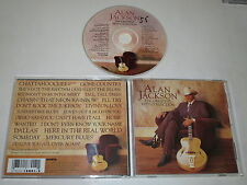 ALAN JACKSON/THE GREATEST HITS COLLECTION(ARISTA 07822 18801-2) CD