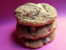 4 Dozen!  Homemade Strawberry Cheesecake stuffed Cookies+Gift Box, AllDayBaking