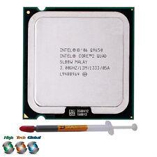 Intel Core 2 Quad Q9650 3.00GHz 12M 1333FSB Socket 775 SLB8W CPU Processor