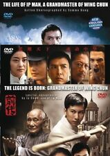Ip Man 1,2 And THE LEGEND IS BORN - Hong Kong RARE Kung Fu Martial Arts Action