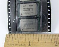 Lot of (58) IBM IBM043641QLAD-6 Chip 6 01L4993 Obsolete