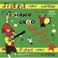 Manu Chao - Sibérie M'était Contée NEW CD