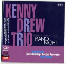 KENNY DREW-PIANO NIGHT-JAPAN MINI LP CD B50