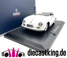Porsche 365 Speedster 1954 white 1:18 Norev 187460