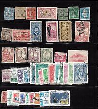Syria. Conjunto de 40 sellos nuevos o usados