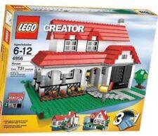 Authentic LEGO Creator House (4956) Complete Set
