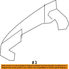 FORD OEM 11-14 Edge-Outside Exterior Door Handle BT4Z7822404CAPTM