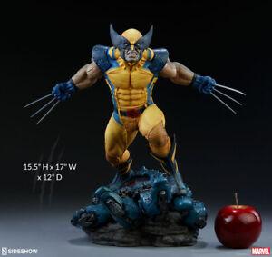 Sideshow Marvel Wolverine Premium Format Figure Exclusive Statue