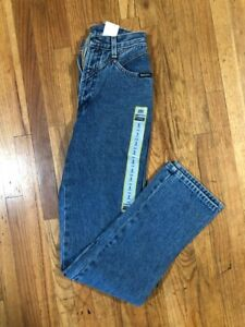 Rockies Brand New Straight Leg Vintage Jeans by Rocky Mountain Size 3 Long