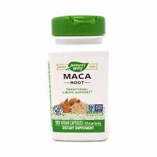 Maca Root by Nature's Way - 100 Capsules