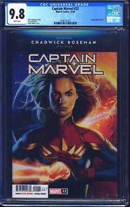 Captain Marvel #22 CGC 9.8 1st Sora NEW HOT TITLE NM/MT OVE BRIGID DAUGHTER THOR