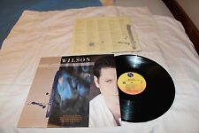 Brian Wilson Gold Stamp Promo LP with Original Record Sleeve-BRIAN WILSON