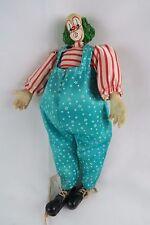 Victoria Collectibles Clown doll Very Rare