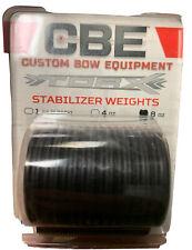 Cbe Cbe-Ac-Txw8 TorX 8oz Archery Bow Hunting Stabilizer Weights