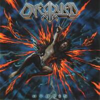 OVERRULED - HYBRIS (2018) Thrash Speed Metal from Netherlands CD+FREE GIFT