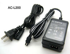 AC Adapter Power Charger For Sony HDR-CX150 E HDR-CX155 E HDR-CX160 E HDR-CX170