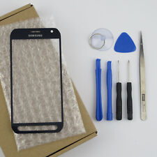New Front Glass Screen Lens Repair Kit For Samsung Galaxy S6 ACTIVE G890 + Tools