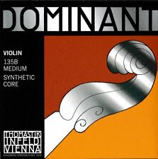 Thomastik-Infeld 135B Dominant Violin Strings, Complete Set, 135B, 4/4 Size
