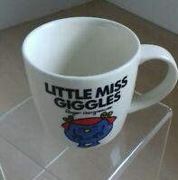 Little Miss Giggles Ceramic Mug